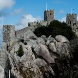 Castle of the Moors, Portugal